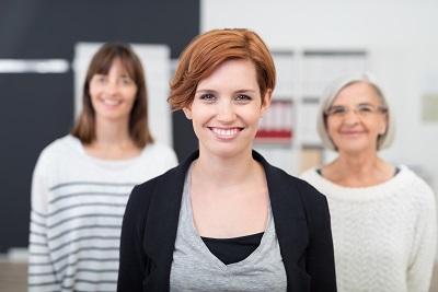 Beratungsangebot für arbeitsuchende Frauen mit Interesse an Qualifizierung / Weiterbildung